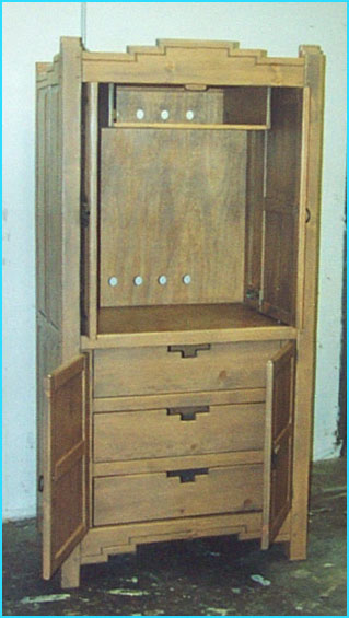 anasazi southwestern bedroom furniture collection