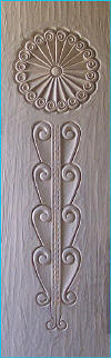 Southwest Hand Carving Available For Any Piece Of Furniture