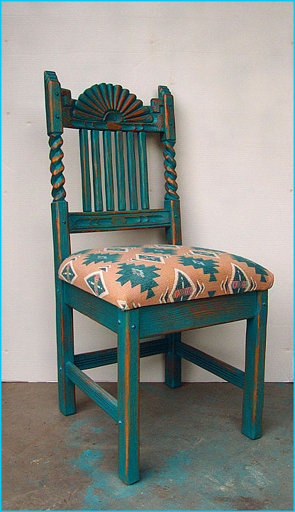 Attractive ... Great Southwest Dining Chair ...
