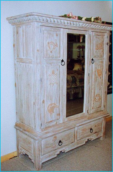 Southwestern Furniture Mission Bedroom Furniture Collection