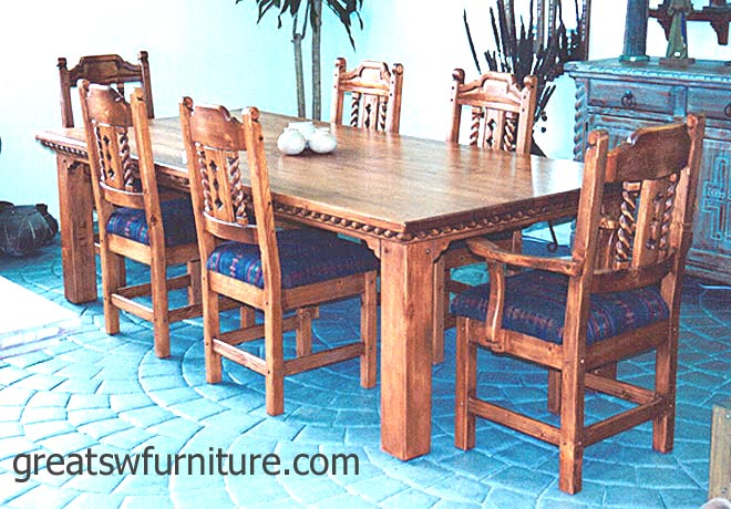 Mission Dining Room Furniture Collection