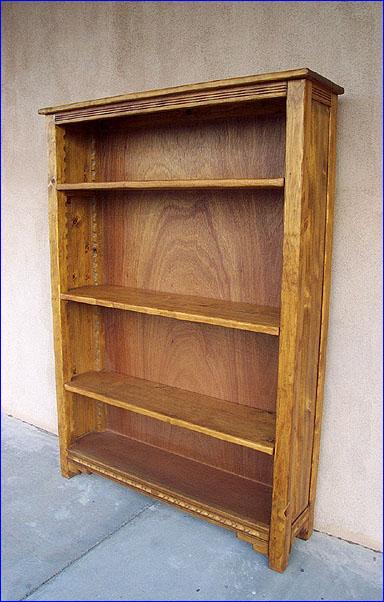 Southwestern Furniture Custom Southwest Bookcases