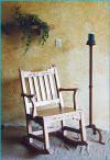 New Mexico Rocking Chair