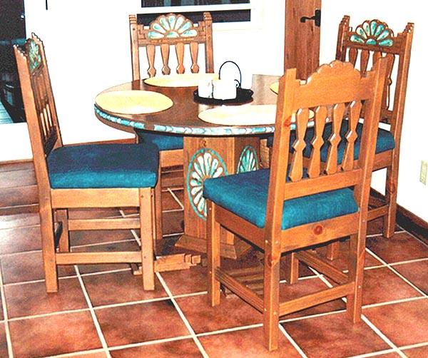Kitchen Cabinets Santa Ana: Southwest Dining Furniture, Sets, Chairs, China Cabinets