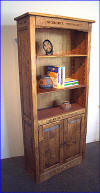 Sedona Book Case