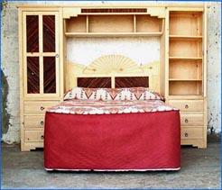 Salt Cedar Twig Custom Bedroom Furniture