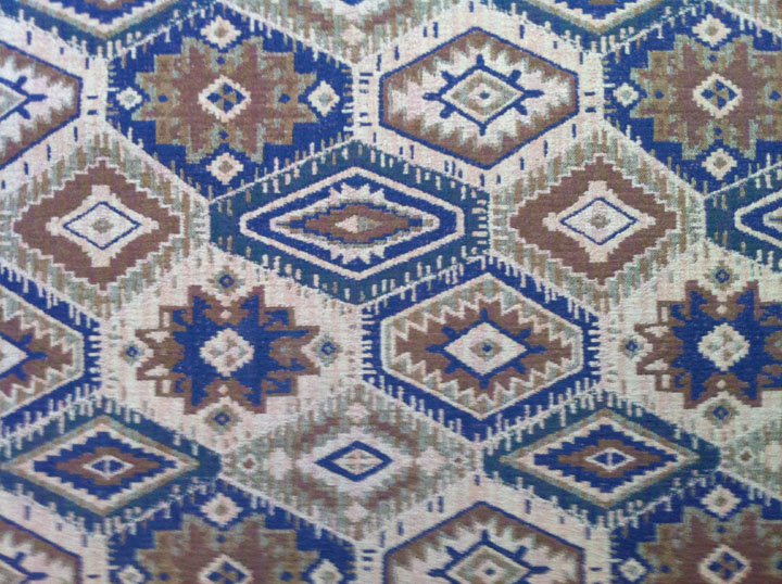 Gold mine oasis, 40345-89, Southwest Upholstery Fabric