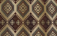 Outlaw Walnut, Southwest Upholstery Fabric
