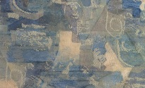 Silver Cloud, Southwest Upholstery Fabric