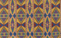 Tee Pee NM 120, Southwest Upholstery Fabric