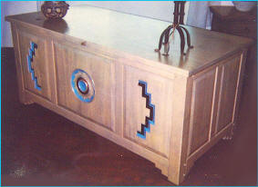 Anasazi Executive Custom Desk