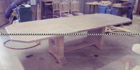 Anasazi Dining Table With Extensions