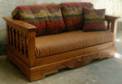 New Mexico Southwest Love Seat