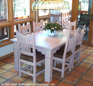 Santa Fe Dining Set Christensen