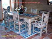 Great Southwest Dining Set