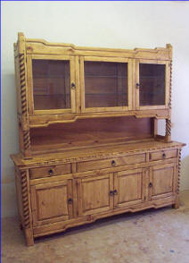 Great Southwest China Cabinet Steps