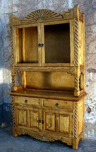Great Southwest China Hutch 48""