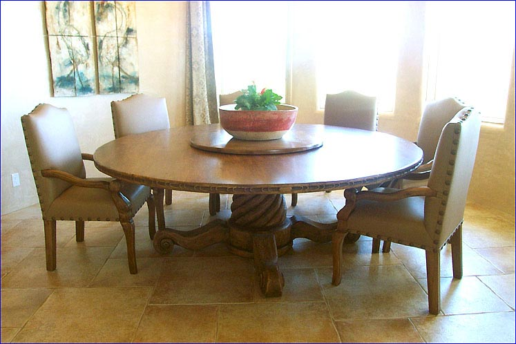 Old World Dining Set: Southwest Dining Furniture, Sets, Chairs, China Cabinets