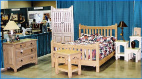 New Mexico Bedroom Set, Show