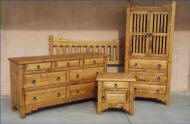New Mexico Bedroom Furniture Collection