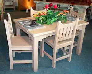 New Mexico Southwest Dining Furniture