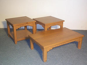 New Mexico Coffee & End Tables