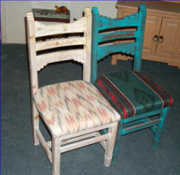 Picos Southwest Style Chairs