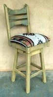 Picos Barstool With Swivel Base