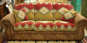 Arizona Collection, Southwest Living Room Furniture