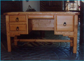 Santa Fe Writing Desk