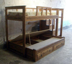 Southwest Custom Bunk Beds