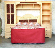 Sal Cedar Inserts Bedroom Collection