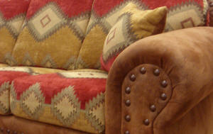 Arizona SBL-01 Sofa, Chair & Love Seat Detail