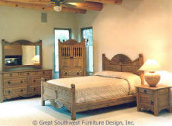 Aurora Special, Southwest Bedroom Collection