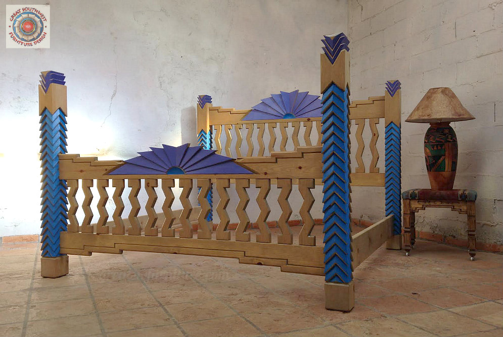 Navajo bed unfinished.jpg (180074 bytes)