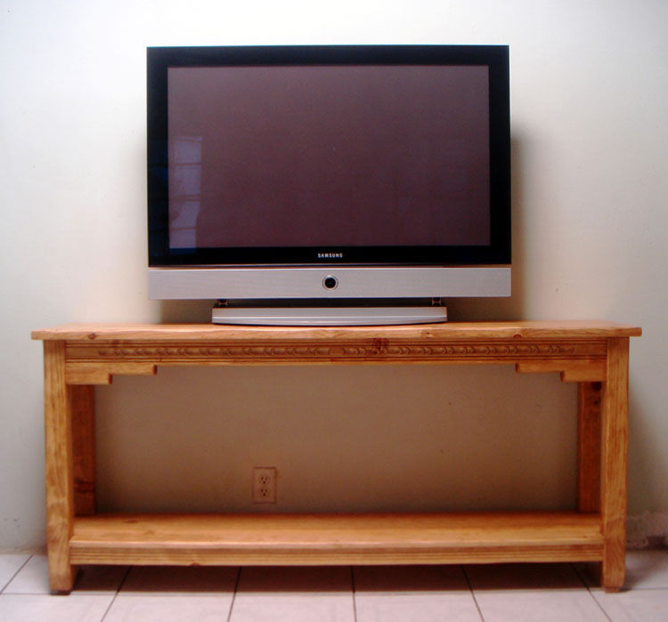 New Mexico, Southwest Flat Screen TV Stand