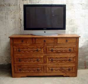 San Jose, Southwest Flat Screen TV Dresser