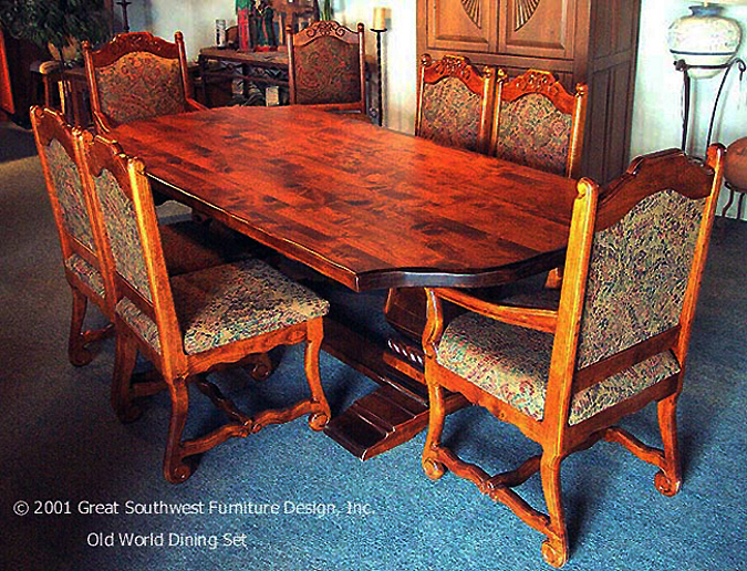 Handcrafted Country and rustic Furniture - Country and Rustic