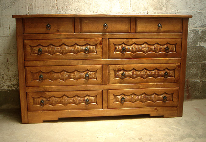 San Jose, Southwest Bedroom Furniture Collection