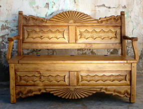 Southwest Benches Custom Southwestern Benches
