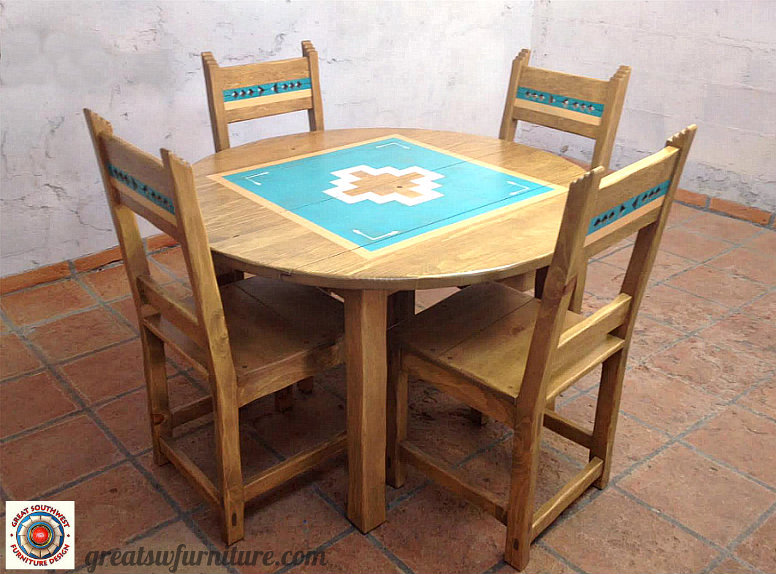 Bear Creek Southwest Dining Furniture