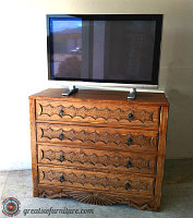 Aurora Special Flat Screen TV Furniture