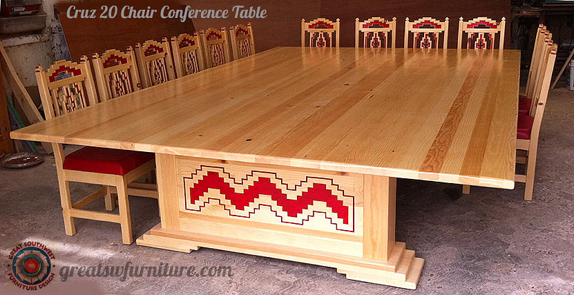 Cruz, Conference Table