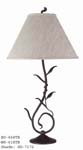 Blossom Iron Table Lamp 668-TB