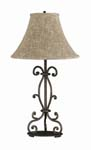 Iron Table Lamp 894-AD