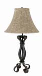 Iron Table Lamp 897-AD