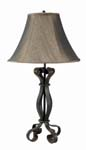 Iron Table Lamp 897-TL