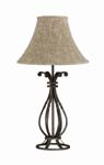 Iron Table Lamp 898-AD