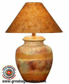 Southwest Table Lamp H-6225