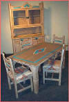 "Southwest Dining Set ""Picos"""